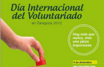 Cartel día voluntariado