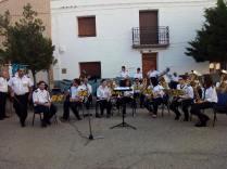 San Miguel. Banda